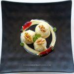 Bombones de crema de queso Record y nueces @CocinaMP