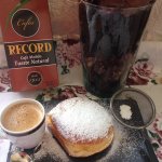 Café Record Sobremesas de Domingo