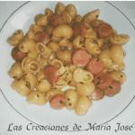 Pasta al Café Record por Las creaciones de María José