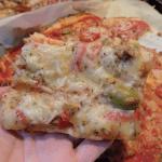 Pizza con queso de oveja Record por Mi Soledad y yO