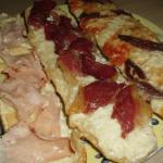 Paninis con queso Record por La Cocina de Aroa