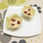 Cestas de lasaña con queso Record por Recetas para Cocinillas