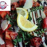 Ensalada de jamón, rúcula y Queso Record @CocinaRosa