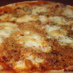 Masa de pizza de ajo con perejil y Queso Record  @lacocinadegibe