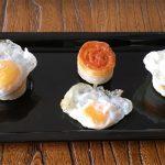 Mini volovanes de crema de queso Record y sobrasada ibérica @CocinarPara4