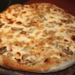 Pizza con Queso Record por La cocina de Gibello