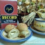 Preñaito de café Record con chocolate blanco por @Coci_en_Guada