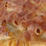 Rigatoni al forno con zucca ,pancetta e formaggio Record por Passione e Recensioni