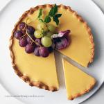 Tarta de higos chumbos con crema de queso Record @CocinaMP