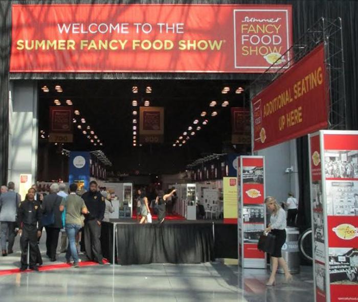 The Summer Fancy Food Show 2016 – Nueva York