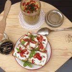 Tosradas con crema de queso Record Sobremesas de Domingo