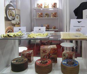 Stand de Quesos Record en The Winter Fancy Food 2015. San Francisco