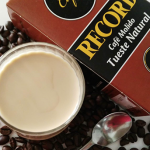Yogur casero de Café Record @PaZladeando