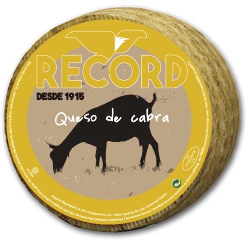 Queso Record Madurado de Cabra