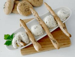 Paté de queso curado Record @PaZladeando