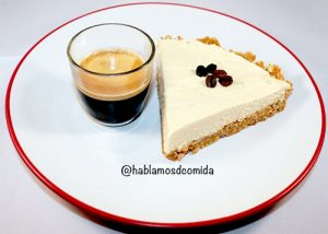 Tarta de café Record @hablamosdcomida