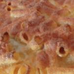 Rigatoni al forno con zucca, pancetta e formaggio por Passioni e Recensioni
