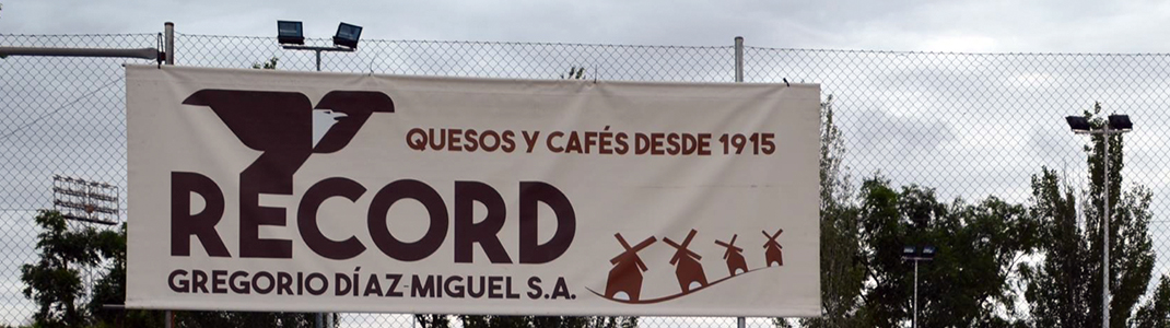 """Quesos y Cafés Record con el deporte. Torneo de paddel """"Reina del Altozano"""""""