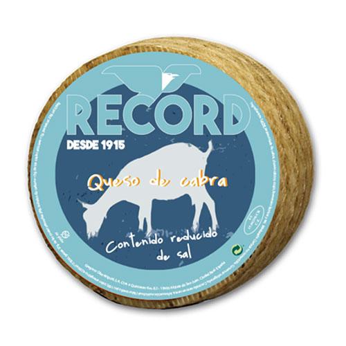 Queso Record Semicurado de Oveja